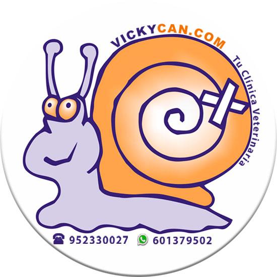 Logotipo de Vickycan
